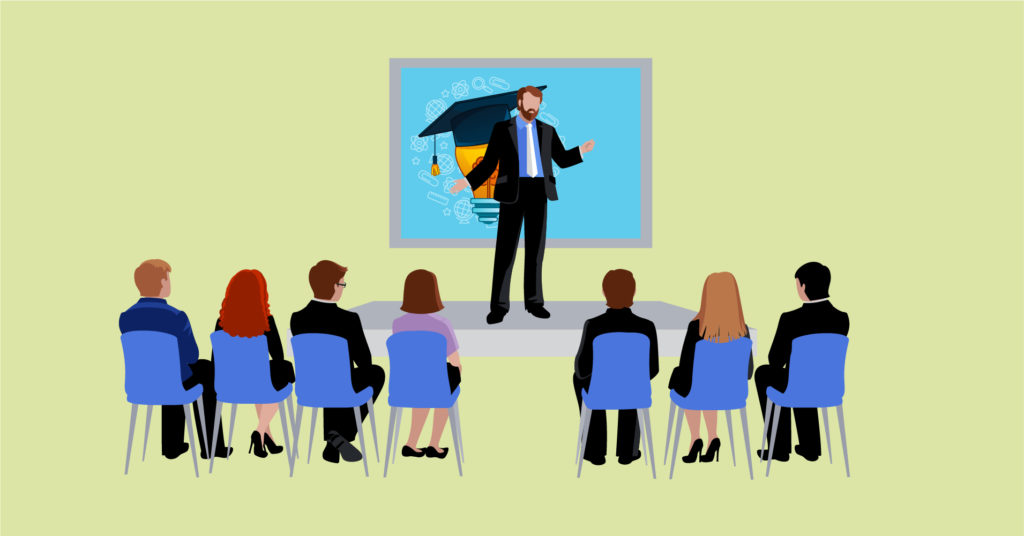 educating your audience can be an effective way of lead generation