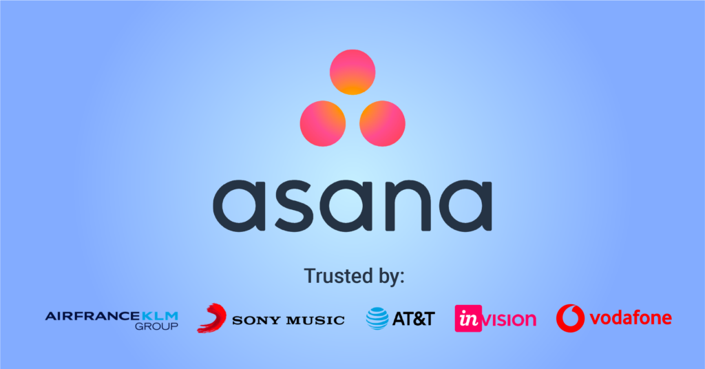 asana - one of the best team management software