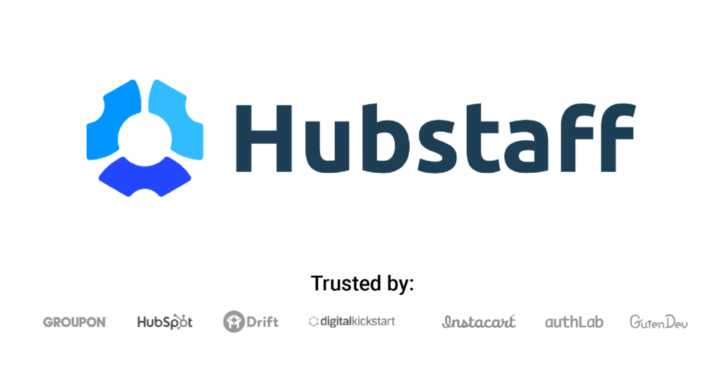 Hubstaff is one of best team management software
