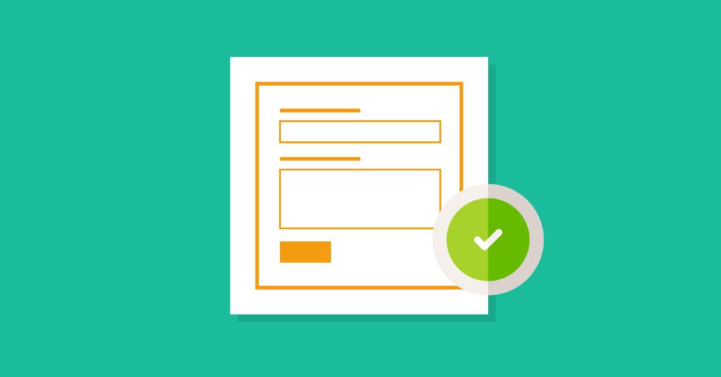 form design, web form, contact form