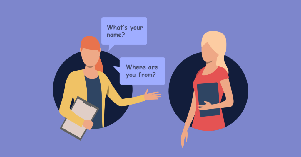 Knowing customers is a great user engagement strategy