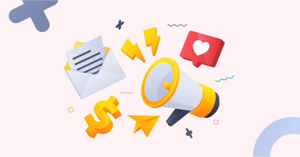 opt-in form in email marketing