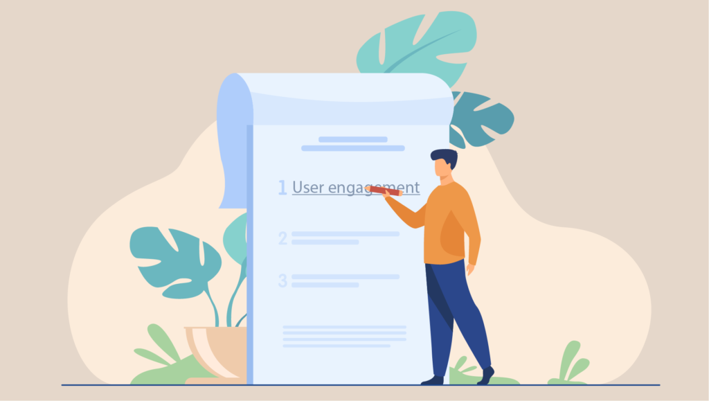 prioritize user engagement