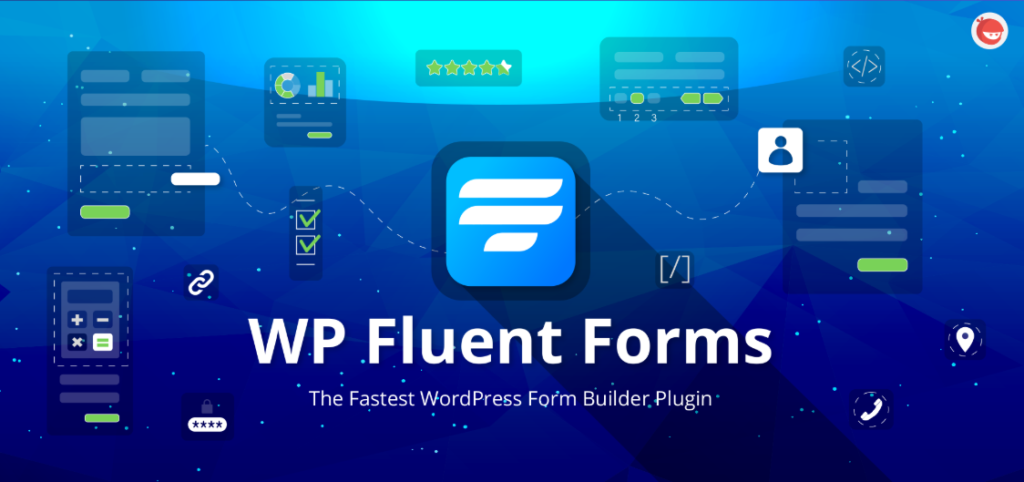 WP Fluent Forms - The fastest WordPress form builder plugin
