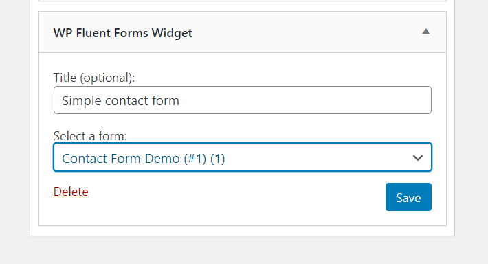 How to embed a form in your WordPress page