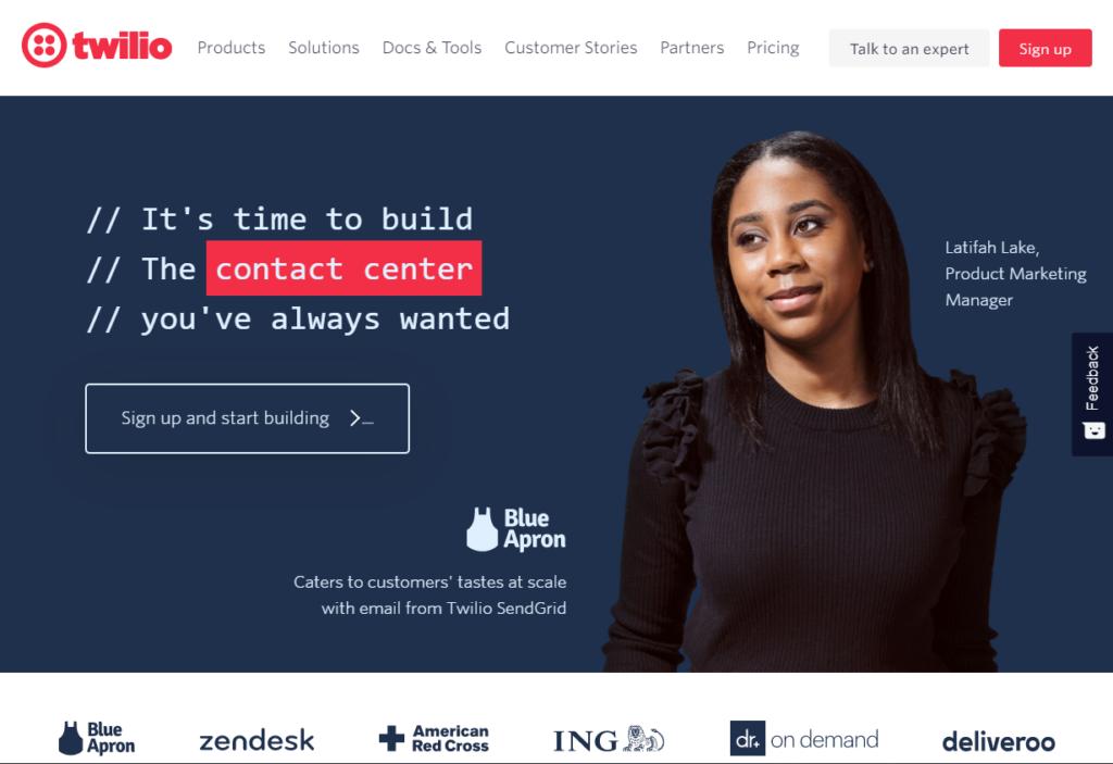 Twilio integration for smooth SMS marketing
